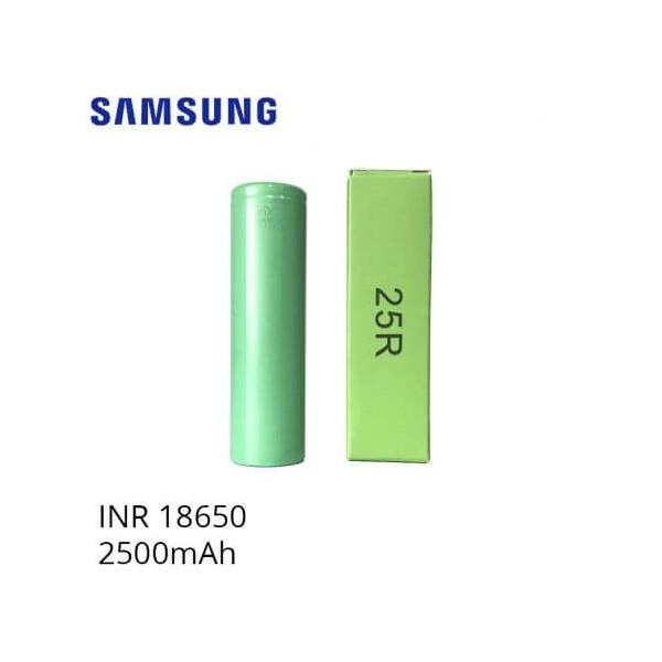 Accu Samsung INR 18650 25R 2500mAH