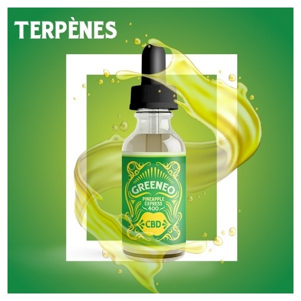 CBD Pineappel Express Greeneo