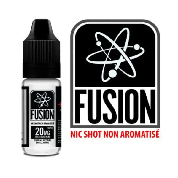 Booster de nicotine 20mg Fusions Halo PG/VG 50/50