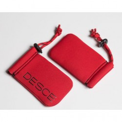 Pochette Néo Sleeve Rectangle Rouge - DESCE