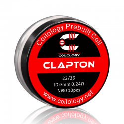 Pack10 Clapton - COILOLOGY