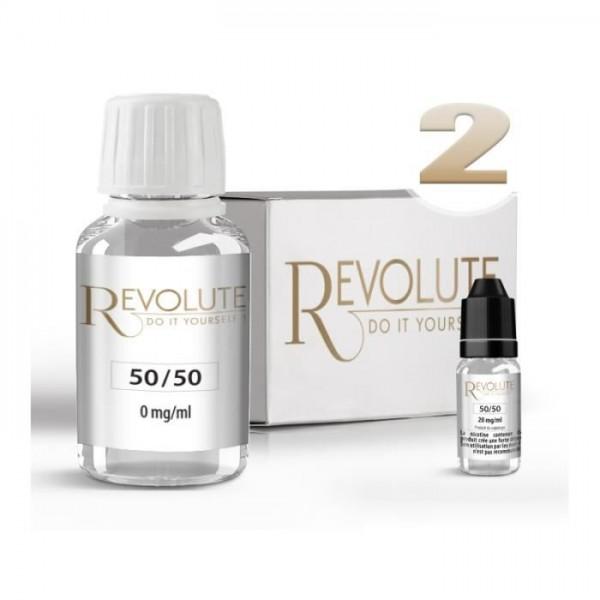Pack DIY 100ml 2mg de nicotine Revolute