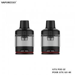 Réservoir GTX Go40 - VAPORESSO