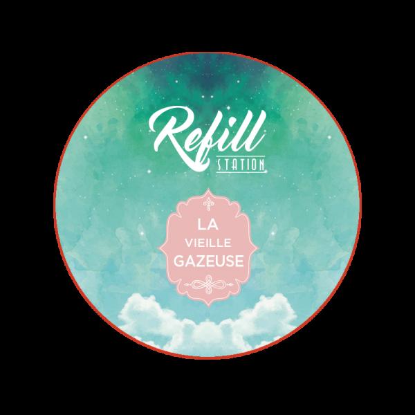 La Vieille Gazeuse Refill Station