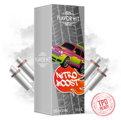 Nitroboost 0mg - FLAVOR HIT