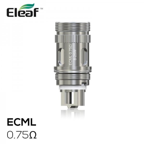 Résistance ECML 0,75 Ohm Eleaf