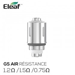 Résistance GS Air Eleaf