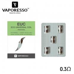 Résistance EUC Veco 0,3ohm Vaporesso