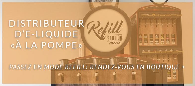 Refill Station Lille